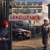 Okładka Hearts of Iron IV: La Resistance (PC)