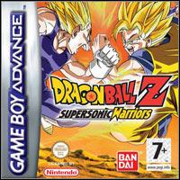 Okładka Dragon Ball Z: Supersonic Warriors (GBA)