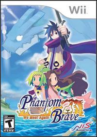 Game Box for Phantom Brave: We Meet Again (Wii)
