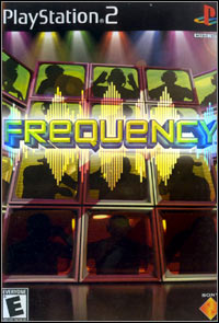 Okładka Frequency (PS2)