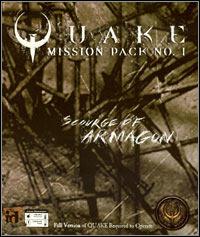 Okładka Quake Mission Pack No. 1: Scourge of Armagon (PC)