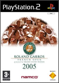 Game Box for Roland Garros 2005 (PS2)