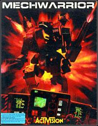 Okładka MechWarrior (1989) (PC)