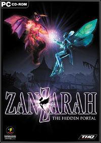 Okładka Zanzarah: The Hidden Portal (PC)
