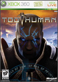 Game Box for Too Human (X360)