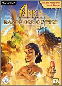 Okładka Ankh: Battle of the Gods (PC)
