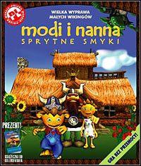 Okładka Modi i Nanna: Sprytne Smyki (PC)