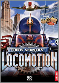 Okładka Chris Sawyer's Locomotion (PC)