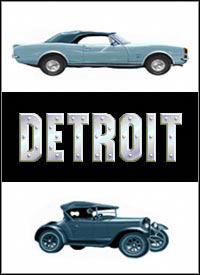 Okładka Detroit (1993) (PC)