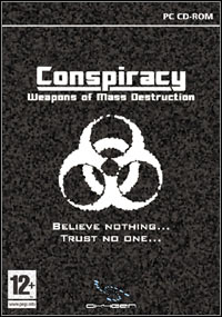 Okładka Conspiracy: Weapons of Mass Destruction (PC)