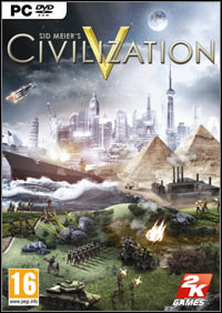Okładka Sid Meier's Civilization V (PC)