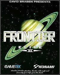 Game Box for Frontier: Elite II (PC)