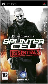Okładka Tom Clancy's Splinter Cell Essentials (PSP)