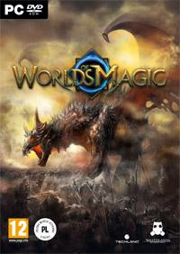 Okładka Worlds of Magic (PC)