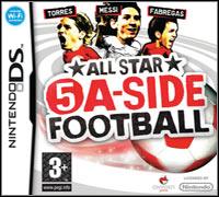 Okładka All Star 5-A-Side Football (NDS)