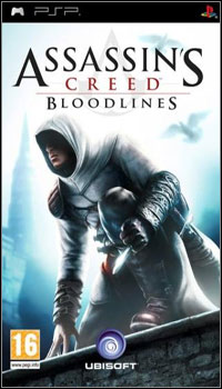 Okładka Assassin's Creed: Bloodlines (PSP)