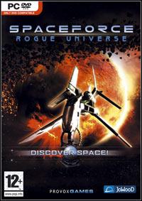 Okładka Spaceforce: Rogue Universe (PC)