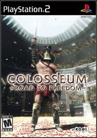 Okładka Colosseum: Road to Freedom (PS2)