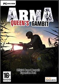 Okładka ArmA: Queen's Gambit (PC)