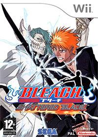Okładka Bleach: Shattered Blade (Wii)