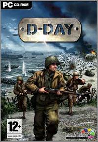 Okładka D-Day (PC)