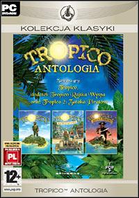 Okładka Tropico: Antologia (PC)