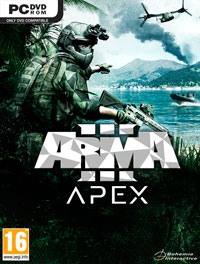 Okładka Arma III: Apex (PC)