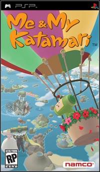 Okładka Me and My Katamari (PSP)