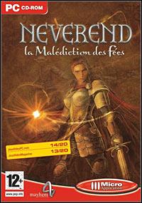 Okładka Neverend (PC)