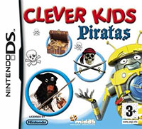 Okładka Clever Kids: Pirates (NDS)