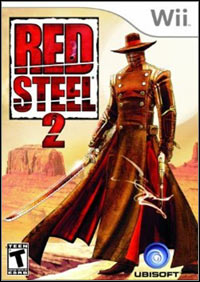 Okładka Red Steel 2 (Wii)
