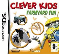 Okładka Clever Kids: Farmyard Fun (NDS)