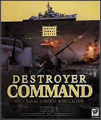 Okładka Destroyer Command (PC)