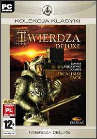 Game Box for Twierdza Deluxe (PC)