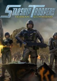 Game Box for Starship Troopers: Terran Command (PC)