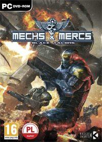 Okładka Mechs & Mercs: Black Talons (PC)