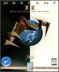 Okładka Descent II (PC)
