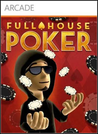 Okładka Full House Poker (X360)