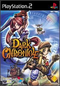 Okładka Dark Cloud 2 (PS2)