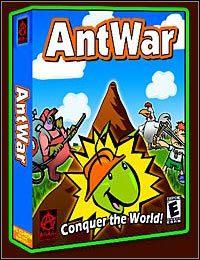 Okładka Ant War (PC)