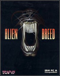 Okładka Alien Breed (1993) (PC)
