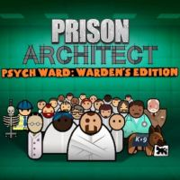 Okładka Prison Architect: Psych Ward - Warden's Edition (PC)