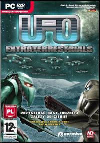 Okładka UFO: Extraterrestrials (PC)