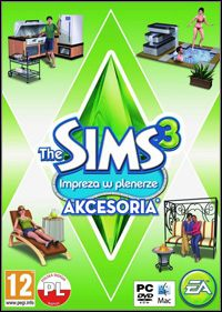 Okładka The Sims 3: Outdoor Living Stuff (PC)