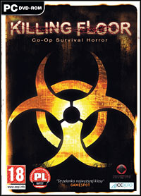 Game Box for Killing Floor (PC)