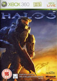 Game Box for Halo 3 (X360)