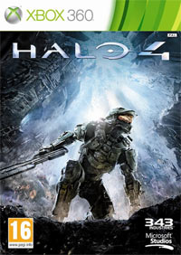 Game Box for Halo 4 (X360)