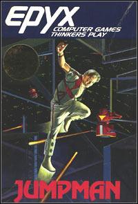Okładka Jumpman (PC)