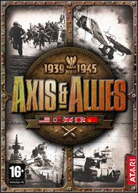 Okładka Axis & Allies (PC)