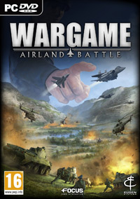 Okładka Wargame: AirLand Battle (PC)